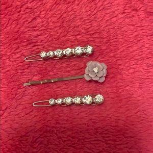 Vintage Hair Pins